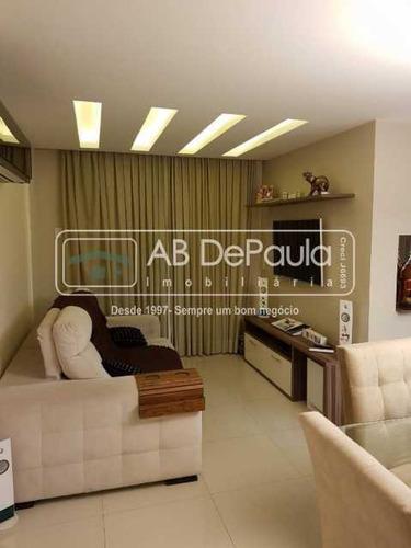 Imagem 1 de 15 de Vila Valqueire - Lindo Apartamento  Com 3 Dormitórios Sendo Um Suíte - Abap30125