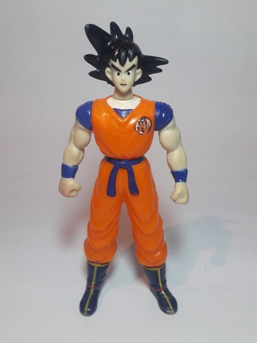 Muñeco Goku Original Dragon Ball Z Articulado Movible Cambio