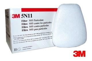 Prefiltro 3m 5n11 (6filtros)