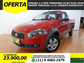 Fiat Strada 1.4 Trekking Cs 8v Flex C/ Direção Hidráulica