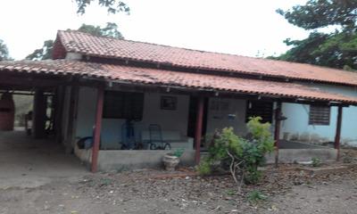 A Casa Tem 8 Cômodos Mais 2 Banheiros E Casa De Vaqueiro