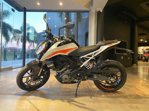 Duke 390 Solo Blanco Y Entrega Inmediata - Gs Motorcycle