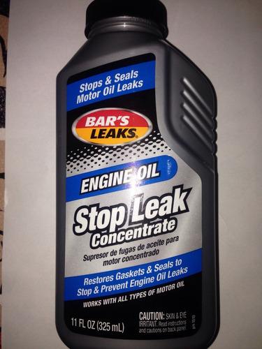 Imagen 1 de 2 de Bars Leak Sellador De Aceite En Perdidas Del Carter X Abajo