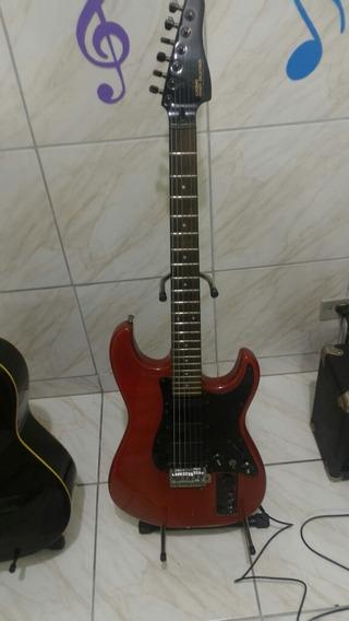 Guitarra Casio Mg 510 Captadores Emg Ibanez Fujigem Japan