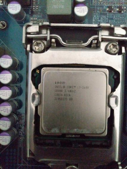Intel I7 2600 Para Reparo