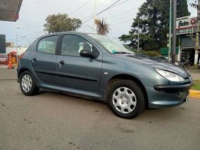 Peugeot 206 1.9 D X-line 2007 Full , Muy Buen Estado