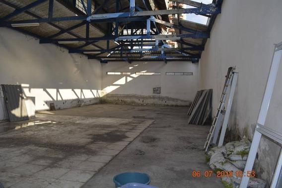 Galpão Comercial Para Locação Na Lapa, 1.100m² Terreno, 540m² Construída, Livre Para Reforma, - Ga0157