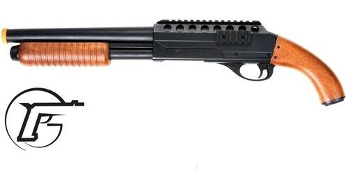 Fusil-pistola-airsoft-escopeta-recortada+1.000balines-6mm