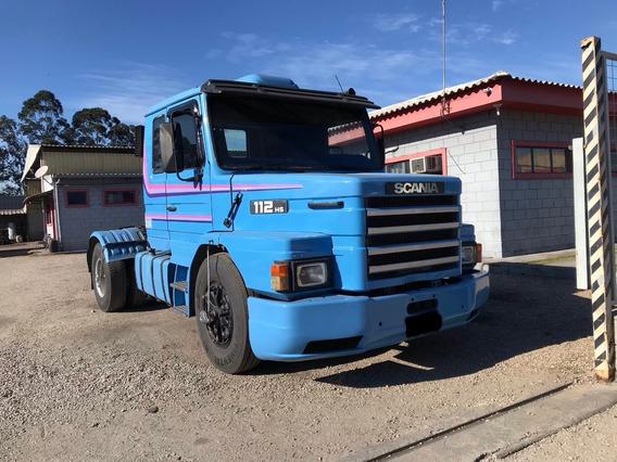 Scania 112h 1986 4x2! $50.000