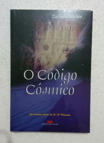 O Código Cósmico - Zecharia Sitchin - Novo E Lacrado!