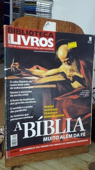 Revista Biblioteca Entre Livros 2 - A Bíblia Muito Além Da F