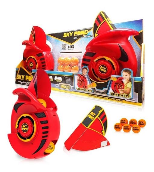 Juego Sky Pong Lanzador X 2 502 Full