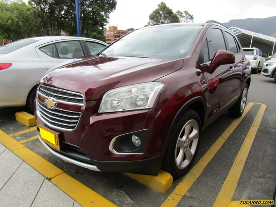 Chevrolet Tracker Lt 1.8 At