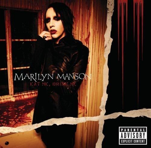 Marilyn Manson Eat Me, Drink Me Cd Nuevo Importado Stock