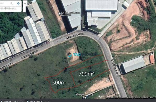 Imagem 1 de 3 de Terreno À Venda, 500 M² Por R$ 300.400,00 - Jardim Alessandra - Várzea Paulista/sp - Te0353