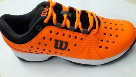 Zapatillas Wilson Set Mens Tenis Padel Squash Envios Pais N