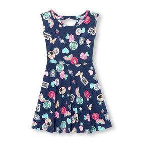 Vestido Childrens Place - 5t - 2100531
