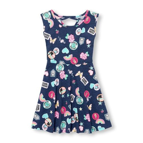 Vestido Childrens Place - 5t - 2100531
