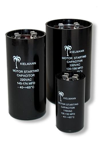 Capacitadores De Arranque Kielmann 270-324/220v