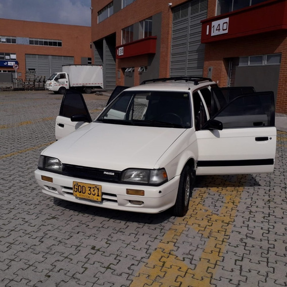 Camioneta Mazda 323 Sw Modelo 89