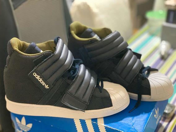 Zapatillas adidas Superstar Up 2strap W