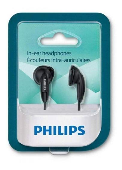 Fone De Ouvido Philips She1350/00 P2 Preto
