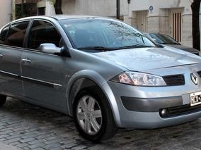 Renault Megane Ii 2.0 16 V Luxe - 2008 - 1ra. Mano - Nuevo!