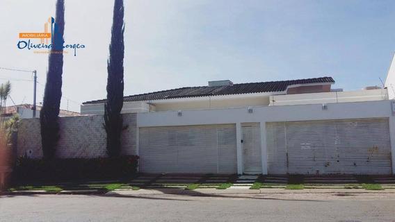 Casa Com 4 Dormitórios À Venda, 360 M² Por R$ 850.000,00 - Anápolis City - Anápolis/go - Ca0608