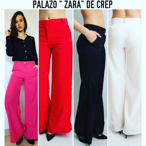 Palazos De Vestir Pantalones Palazzo Mujer Mercadolibre Com Ar