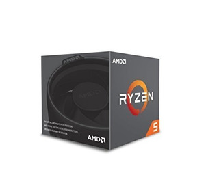 Amd Ryzen 5 2600 Processor With Wraith Stealth Cooler - Yd2