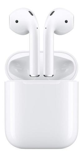 Apple AirPods Con Estuche De Carga - Blanco