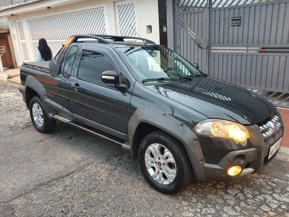 Fiat Strada 1.8 16v Adventure Ce Flex 2p 2012