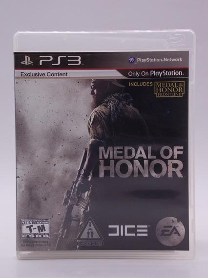 Medal Of Honor Play Station 3 Mídia Física