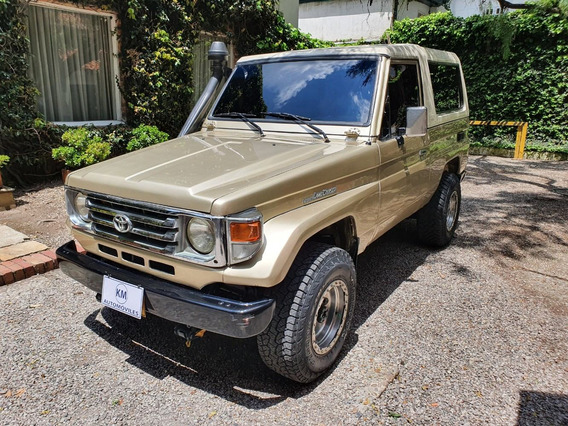 Toyota Land Cruiser Macho Fj73 1992 4x4 Con Doble Y Bajo