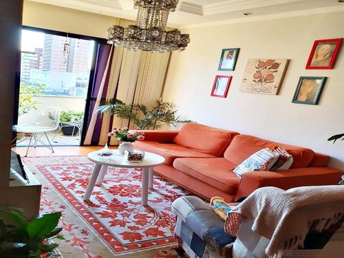 Imagem 1 de 12 de Oportunidade Apartamento 92m² 3 Dormitórios 1 Suite 2 Vagas