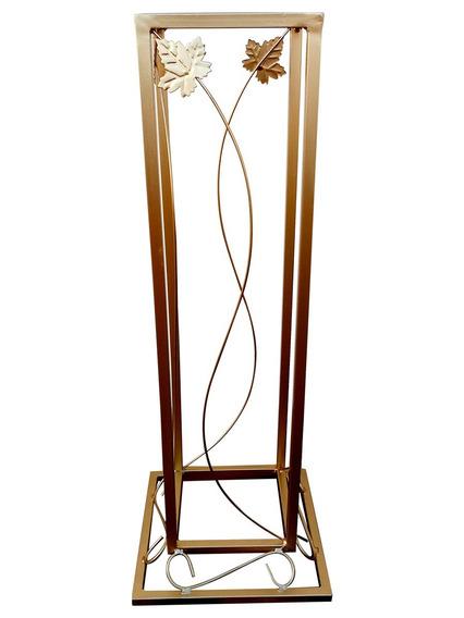 Colunas Ferro Decoração Para Casamento 80cm