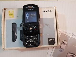 Celular Siemens Sl65 Operadora Vivo Colecionador