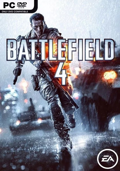 Battlefield 4 Pc Origin - Jogo Bf4 Cdkey Original