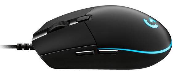 Mouse Gamer Logitech G Pro Rgb Lightsync 12000dpi Boxlacrado