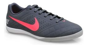 Chuteira Tênis Nike Beco 2 Futsal - Cinza Original