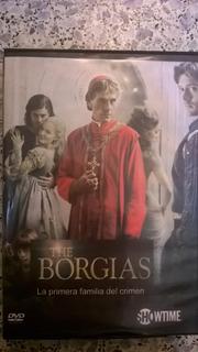 Serie Los Borgias Completa-oferta