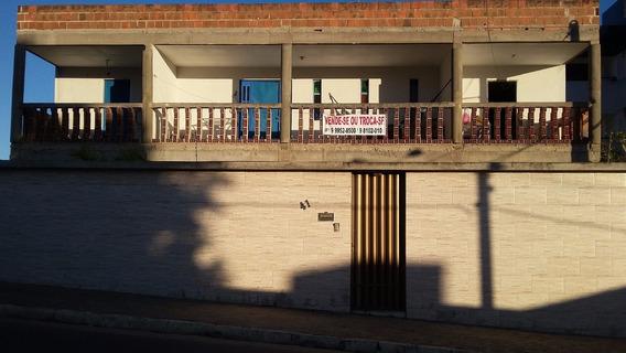 Casa De 1º Andar De Esquina Com Subtérreo