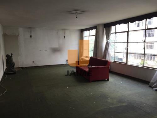 Oportunidade - Apartamento Espaçoso Para Reforma!!! - Bi2351