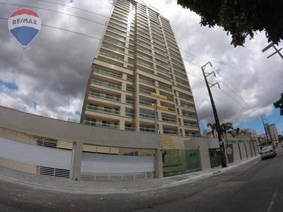 Apartamento Alto Padrão Na Parquelândia - Gran Terrazo Residence - Ap0287