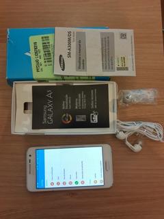 Celular Samsung Galaxy A3 16gb Branco