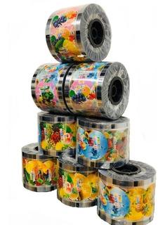 Rollos Para Maquina Selladora De Vasos 2600 Sellos-unid $ 19