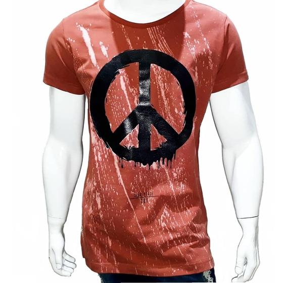 Camiseta T-shirt Masculina Slim Sacerdote Jeans Original