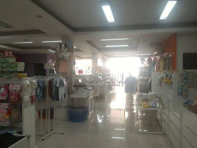 Ponto Comercial Para Venda E Locação, Centro, Santo André - Pt0009. - Pt0009