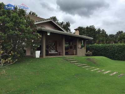 Casa Com 3 Dormitórios À Venda, 155 M² - Loteamento Fechado Shambala Ii - Atibaia/sp - Ca2827 - Ca2827