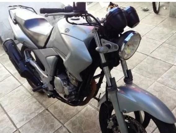 Yamaha Fazer-250cc 2010 Prata Serie Especial